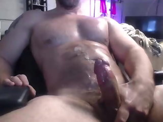 daddy (gay), big cock (gay), hunk (gay), masturbation (gay), muscle (gay), hd videos