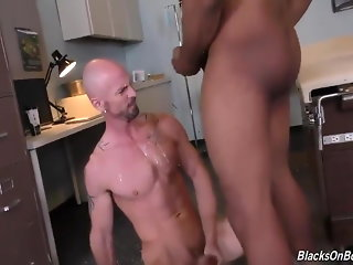blowjob (gay), big cock (gay), handjob (gay), interracial (gay), masturbation (gay), couple (gay)