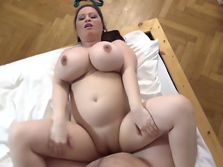 bbw, brunette, close-up, hardcore, pregnant, milf