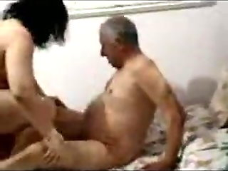 old & young, brunette, arab, egyptian, big natural tits, dirty talk