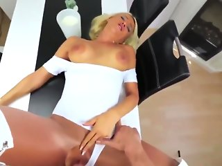 blonde, big tits, german, hd, milf, squirt