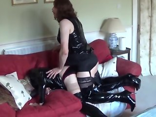 blowjob, big cock, gangbang, latex, mature, shemale