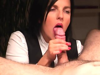 blowjob, babe, hd, point of view, straight,