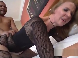 blowjob, mature, interracial, big dick, cumshot, handjob