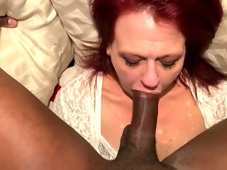 big cock, amateur, blowjob, deep throat, hd, interracial