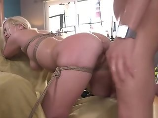 bdsm, babe, big ass, big tits, blonde, fetish