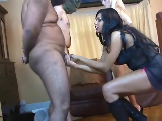 hd, fetish, ballbusting, straight, ,