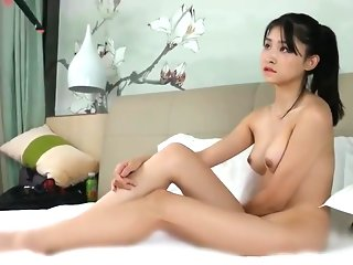babe, asian, chinese, small tits, solo female, straight