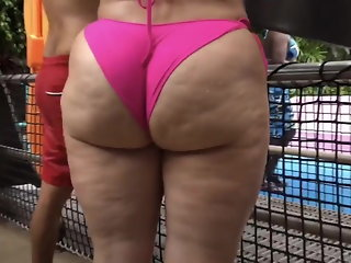 beach, babe, voyeur, hd videos, bikini, pawg