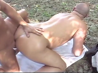 daddy (gay), big cock (gay), outdoor (gay), anal (gay), ,