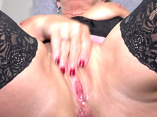 fingering, sex toy, mature, squirting, lingerie, hd videos