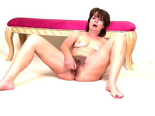 hairy, amateur, mature, stockings, milf, granny
