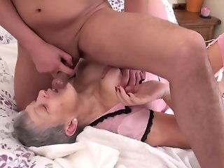 straight, big tits, mature, bbw, blowjob, grannies