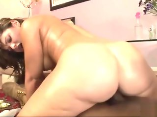 interracial, swallow, big butt, big dick, straight,